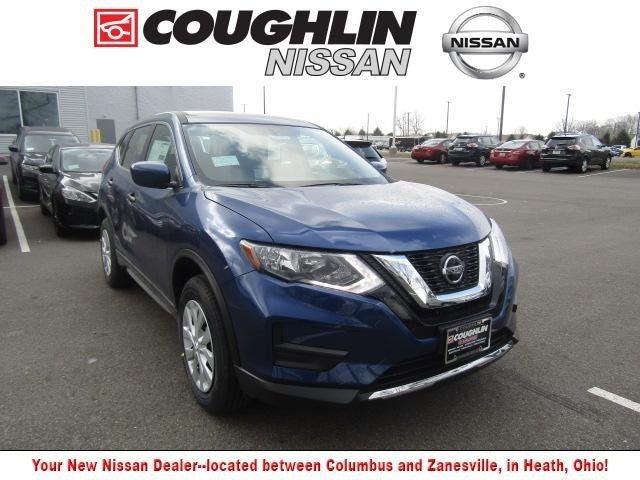 Nissan Columbus Ohio >> 2018 Nissan Rogue S Columbus Oh Zanesville Lancaster Heath Ohio