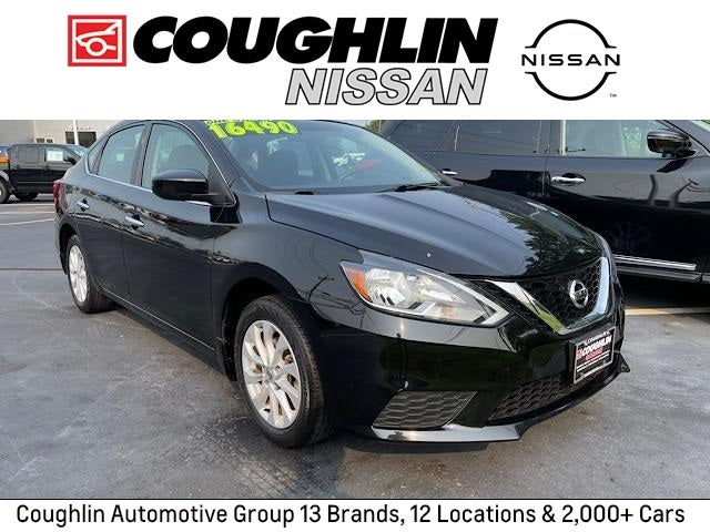 2018 Nissan Sentra SV In Columbus, OH   Coughlin Nissan Of Heath