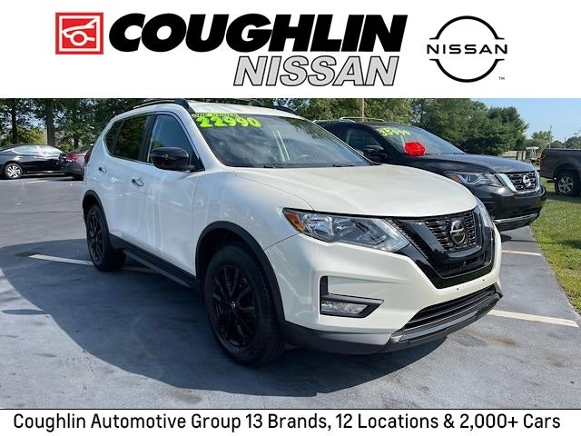 2018 Nissan Rogue SV In Columbus, OH   Coughlin Nissan Of Heath