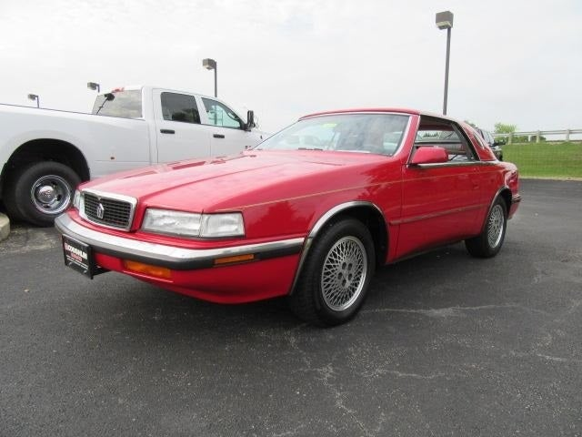 Chrysler Dealership Columbus Ohio >> 1990 Chrysler Lebaron 2dr Convertible GTC Columbus OH ...